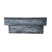 щампи за бетон изгоряло дърво wood 3 A/B текстура